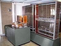 First Fully Automatic Digital Computer